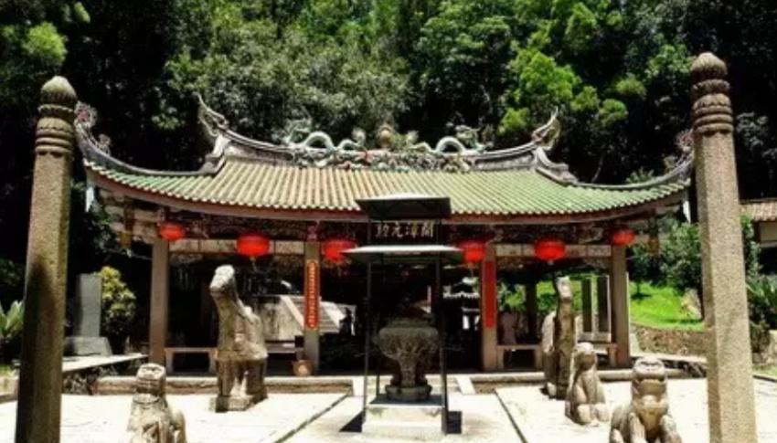 開漳聖王陳元光:從一代功臣到千年神祇